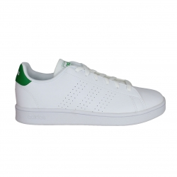 ADIDAS ADVANTAGE K EF0213 WHITE/GREEN