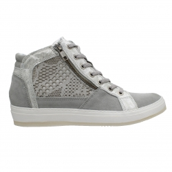 SMART STEPS LEATHER COLLECTION 2195-GRIGIO