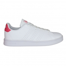ADIDAS ADVANTAGE K EF0211 WHITE/PINK