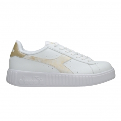 SNEAKERS DIADORA GAME P STEP WN 101.175737 01 C8581 WHITE/FROSTED/ALMOND