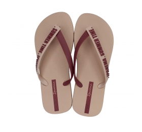 IPANEMA SUMMER TIME FEM PINK/BURGUNDY 780-18428-29-5