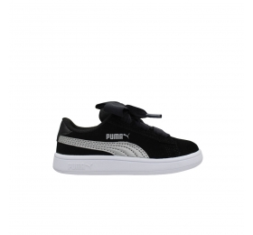PUMA SMASH V2 RIBBON AC INF 36600511 BLACK/SILVER/WHITE