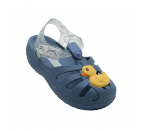 IPANEMA SUMMER V BABY BLUE/YELLOW/BLUE 780-19397-37-3