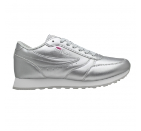 FILA ORBIT LOW WMN 1010454.80I SILVER/WHITE