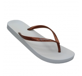 IPANEMA  ANATOMICA TAN FEM WHITE/ COPPER 780-19313