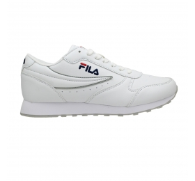 FILA ORBIT LOW WMN 1010308.1FG-WHITE