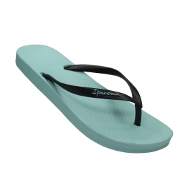 IPANEMA ANATOMICA TAN FEM GREEN/BLACK 780-19313