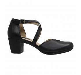 SMART STEPS LEATHER COLLECTION 1101-BLACK