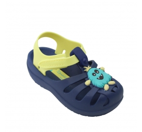 IPANEMA SUMMER V BABY BLUE/TELLOW 780-19396-36-4