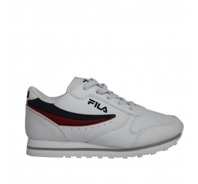SNEAKERS ΠΑΙΔΙΚΟ FILA ORBIT LOW KIDS 1010783.98F WHITE/DRESS/BLUE