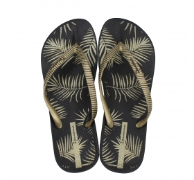 IPANEMA ANAT NATURE II FEM BLACK/GOLD 780-18322-26-4