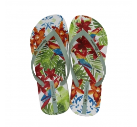 IPANEMA SUMMER FEM WHITE/GREEN 780-18334-26-1