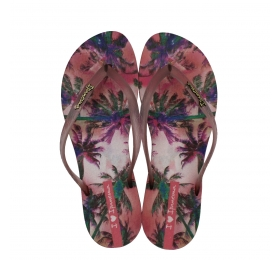 IPANEMA WAVE TROPICAL II FEM PINK 780-18328-29-2