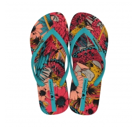 IPANEMA TROPICAL BEAUTY FEM BLUE/PINK 780-18336-26-1