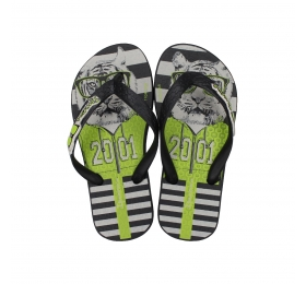 IPANEMA TEMAS X KIDS BALCK/BLACK 780-7396-36-1