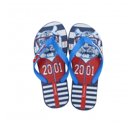 IPANEMA TEMAS X KIDS BLUE 780-7396-36-2