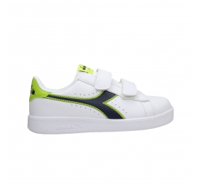 SNEAKERS GAME P PS 101.173324 01 70317 LIME/PUNCH