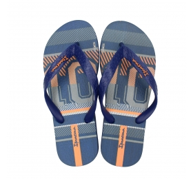 IPANEMA CLASSIC VIII KIDS 780-20407-37-2-BLUE/BLUE/ORANGE