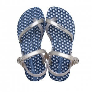 IPANEMA FASHION SD VIII KIDS BLUE/SILVER 780-20429-36-3