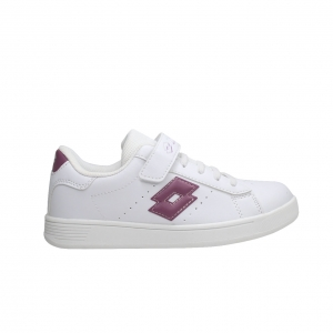 SNEAKERS LOTTO 211898 5F8 1973 EVO CL SL WHITE/PINK